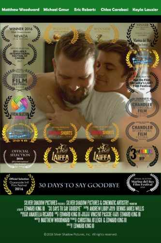 30 Days to Say Goodbye Poster